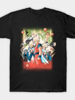 Androids battle T-Shirt
