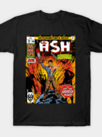 Ash God of Groovy T-Shirt
