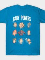 Baby powers T-Shirt