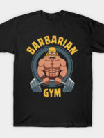 Barbarian Gym T-Shirt