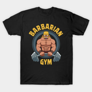 Barbarian Gym