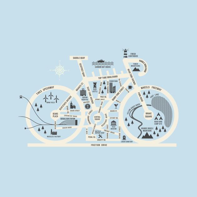 Bike City Map
