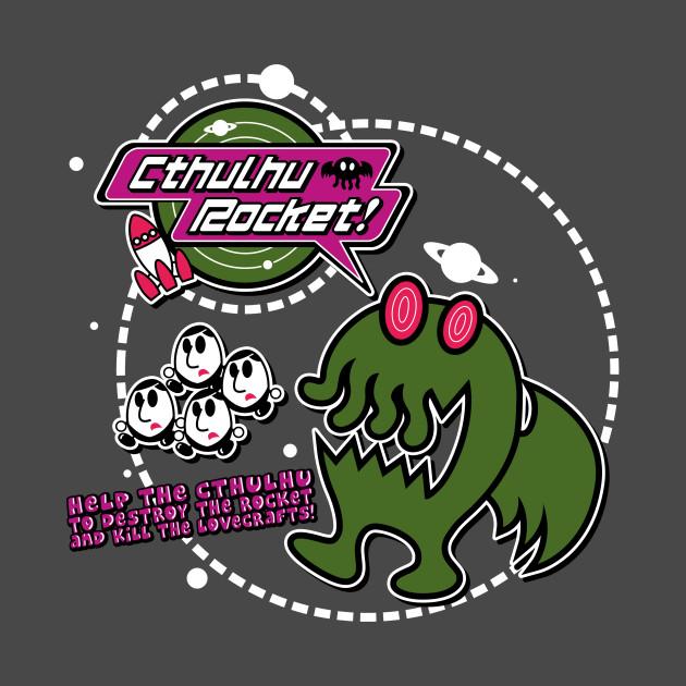 Cthulhu Rocket!
