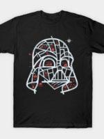 Dark City Map T-Shirt