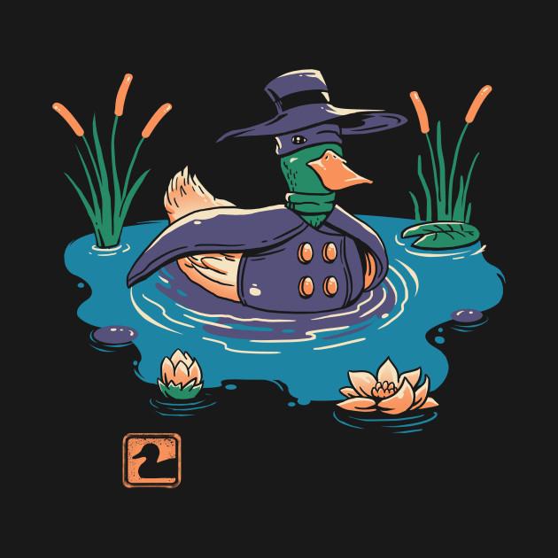 Dark Duck Costume