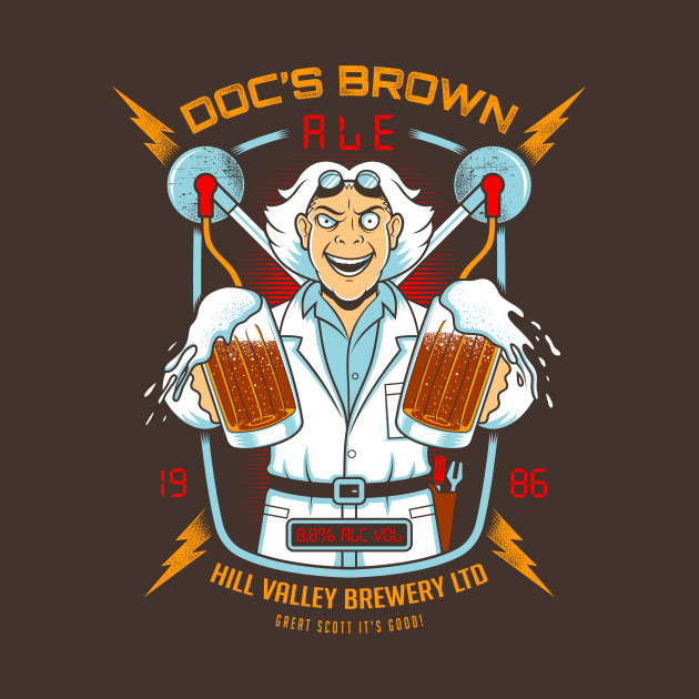 Doc's Brown Ale