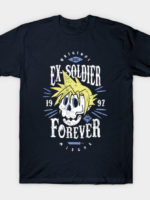 Ex-Soldier Forever T-Shirt