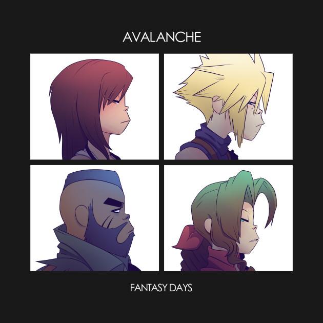 Avalanche - Fantasy Days