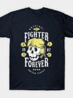 Fighter Forever Ken T-Shirt