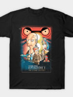 Future wars Episode I T-Shirt