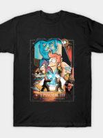 Future wars Episode III T-Shirt