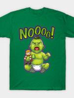 Green Crybaby T-Shirt