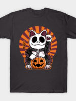 Halloween Neko T-Shirt
