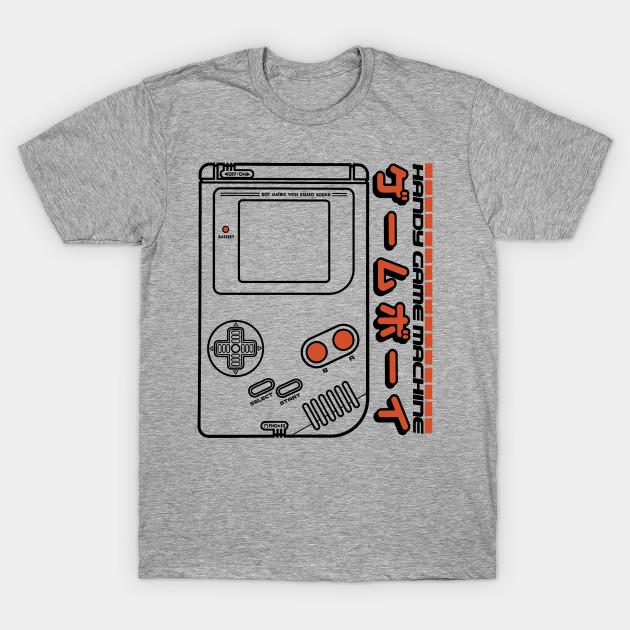 Handy Game Machine