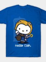 Hello 13th T-Shirt
