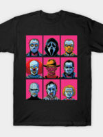 Iconic Horror T-Shirt