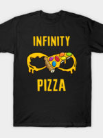 Infinity pizza T-Shirt