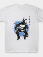 Katana Warrior T-Shirt