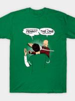 Knock, Kno T-Shirt