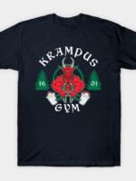 Krampus Gym T-Shirt