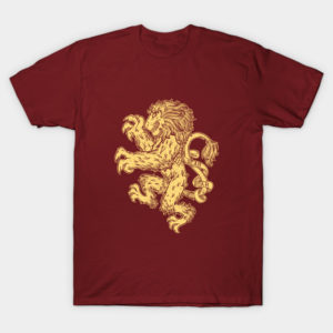 Lannister Modern Crest