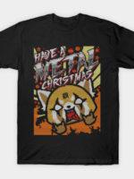 Metal Xmas T-Shirt