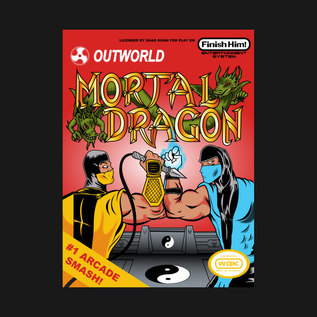 Mortal Dragon