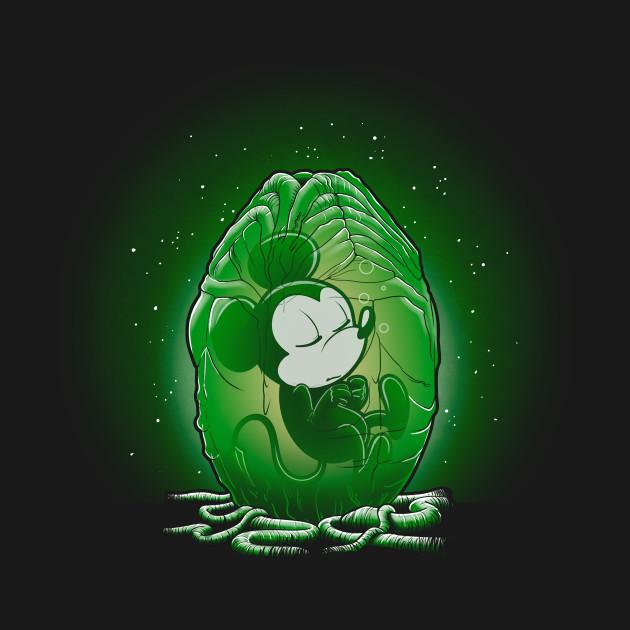 Mouse egg