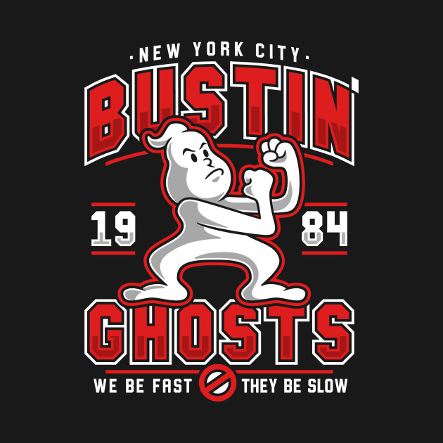 New York City Bustin' Ghosts