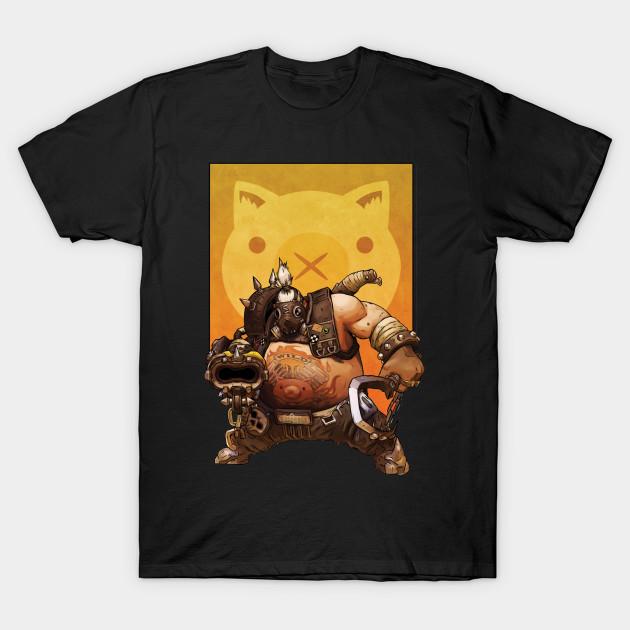 Overwatch - RoadHog
