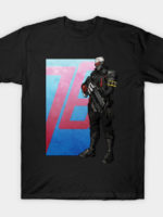 Overwatch - Solider 76 T-Shirt