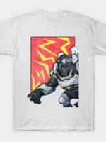 Overwatch - winston T-Shirt