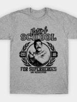 Peter's school T-Shirt