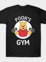 Pooh's gym T-Shirt