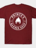 Prince's Barber shop T-Shirt