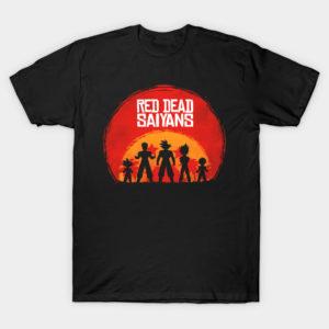 Red Dead Saiyans