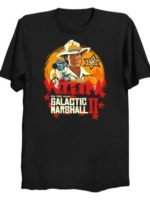Red Galactic Marshall II T-Shirt