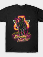 Retro Bounty Hunter T-Shirt