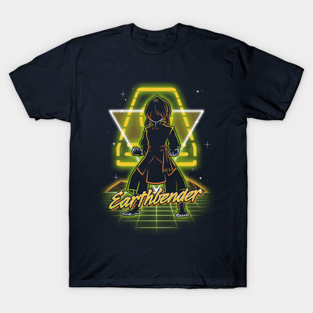 Retro Earthbender