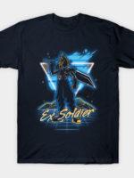 Retro Ex-Soldier T-Shirt