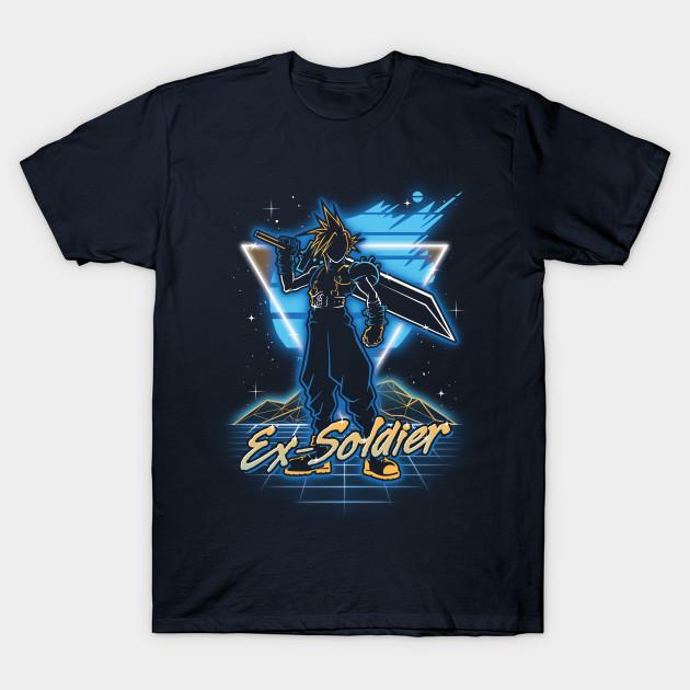 Retro Ex-Soldier