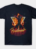 Retro Firebender T-Shirt
