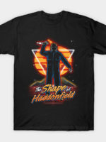 Retro Haddonfield Shape T-Shirt