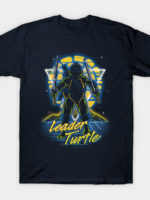 Retro Leader Turtle T-Shirt