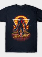 Retro War God T-Shirt