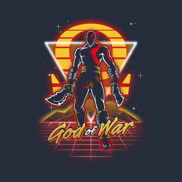 Retro War God