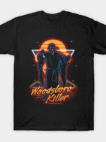 Retro Woodsboro Killer T-Shirt