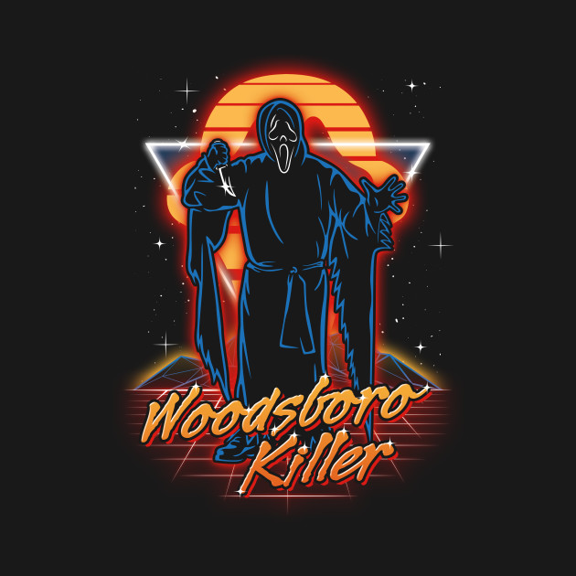 Retro Woodsboro Killer