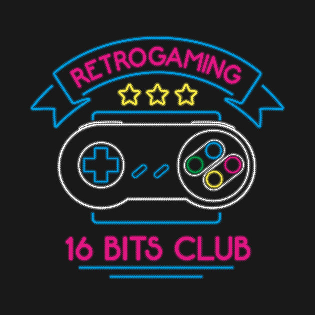 Retrogaming 16 bits