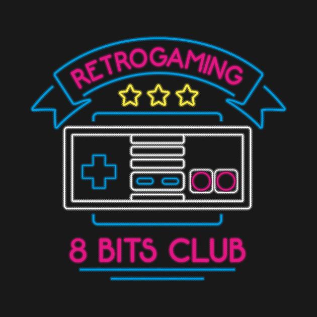 Retrogaming 8 bits
